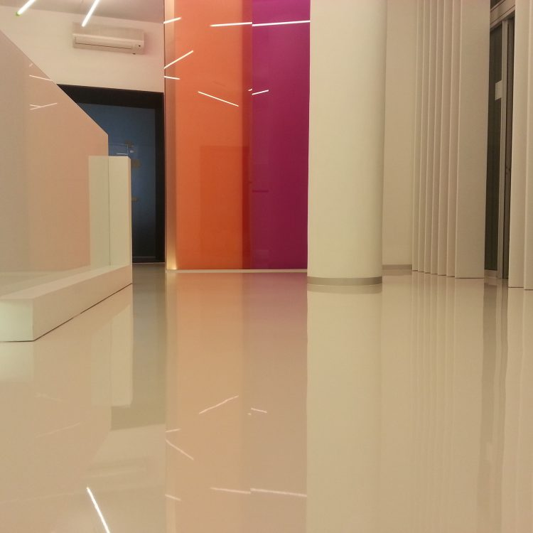 Liata podlaha